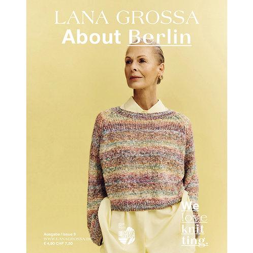 Lana Grossa About Berlin 9 Strickheft