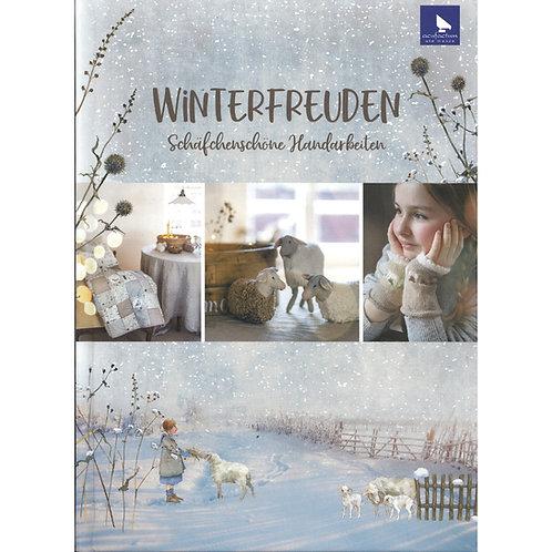 Handarbeitsbuch Winterfreuden Acufactum