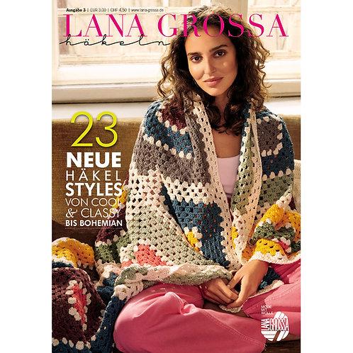 Lana Grossa häkeln No.3