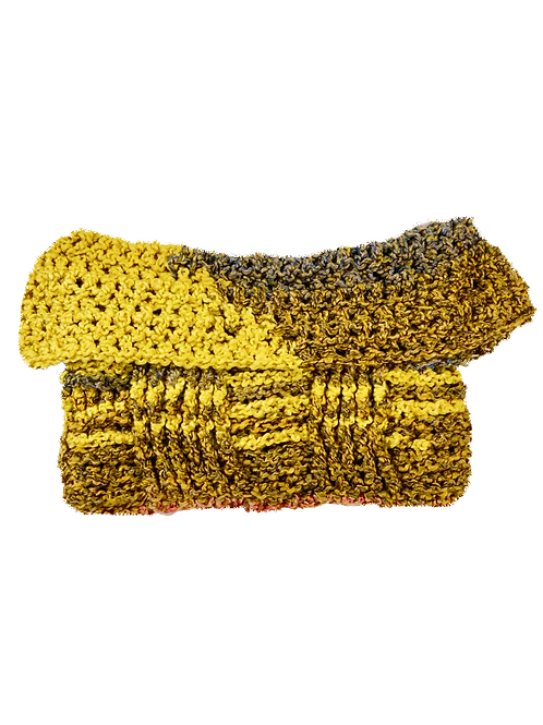 Goldenrod Stripe