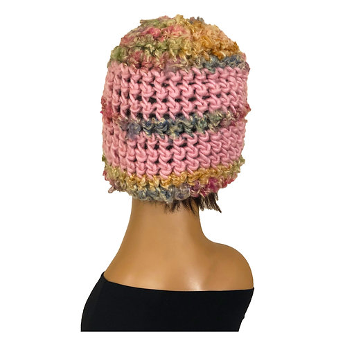 Pinks Flapper Hat