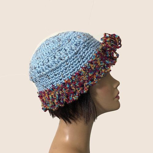 Blue Fiesta Hat