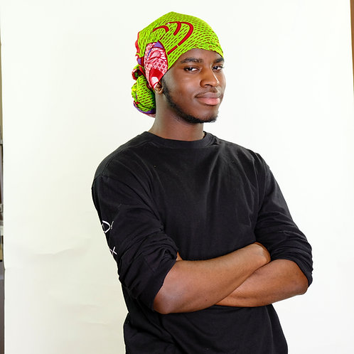 Greenings Head Wrap