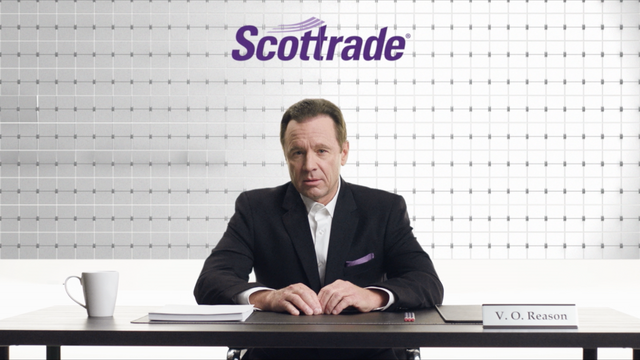 "Scottrade ""Voice of Reason"""