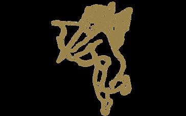 Paxeros Creative Cherub Logo
