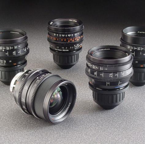 Zeiss Super Speed Lens Set