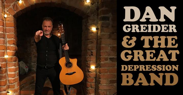 Dan Greider & The Great Drepression Band