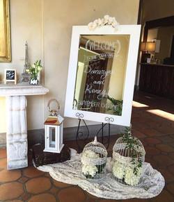 Welcome to the wedding of Domeryne and Kenny.👰👨 Florals__moonatelier_la _Venue _belairbayclubevent