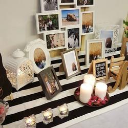 Photo table by _moonatelier_la #potd #wedding #theonebanquethall #moonatelier_la