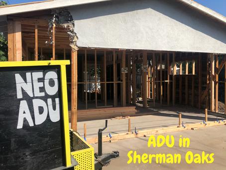 Sherman Oaks- A Timeless Neighborhood Perfect For An ADU