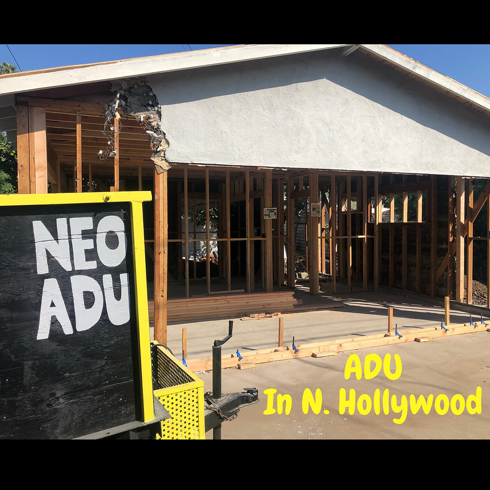 ADU and Accessory dwelling units in North Hollywood. North Hollywood Demographics, renting ADU in North Hollywood.