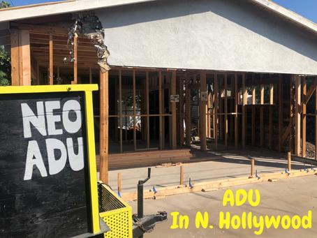 North Hollywood - An Up And Coming ADU Neighborhood