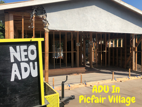Living In Picfair Village? Why Not Build An ADU?