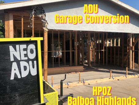 Balboa Highlands - A Hot HPOZ Market for ADUs