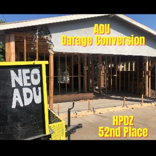 """Thinking about building an ADU but your home is located in """"52nd place HPOZ"""" Heres your solution."""
