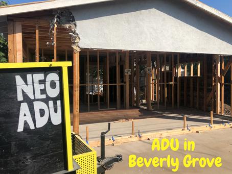 Build An ADU In One Of LA's Best Shopping Neighbourhood - Beverly Grove