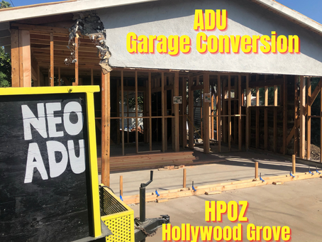 Hollywood Grove HPOZ - Where Homeowners Are Building ADUS