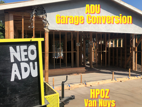 Van Nuys HPOZ - A Hidden Gem Perfect For An ADU