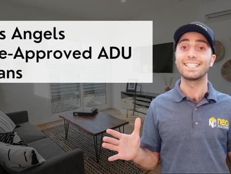 Los Angeles Pre-approved ADU Designs
