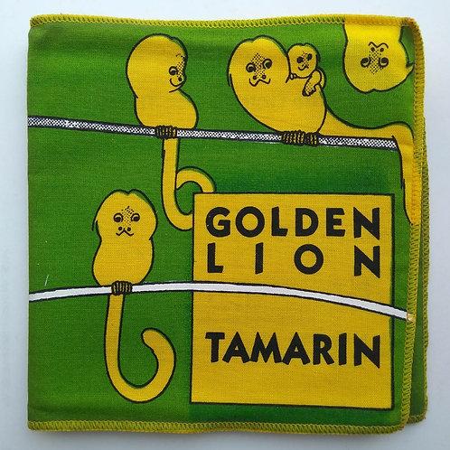 Golden Lion Tamarin - Mico Leão Dourado