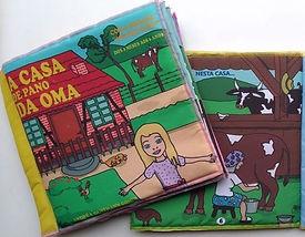 livros de pano