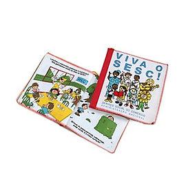 Livros de pano SESC