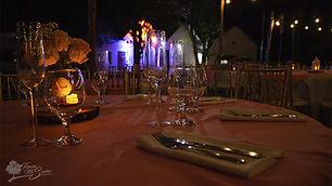 Noche Cena Boda