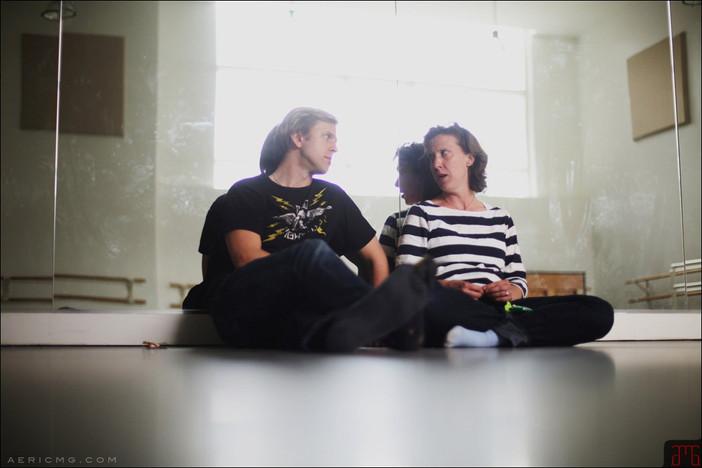 Jayce Bartok and Kate Phelan