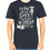 Thumbnail: Larger Than Life Kevyn Aucoin T-Shirt by Justin Teodoro (BLACK)