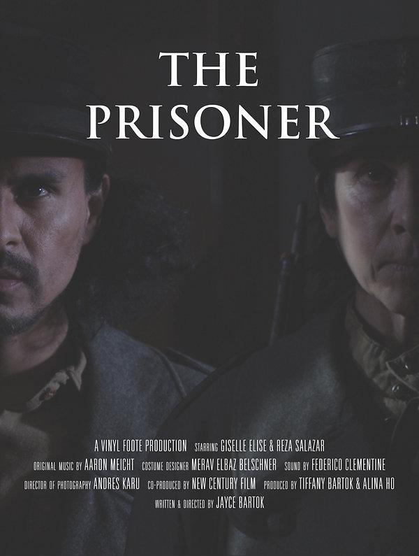 The Prisoner by Jayce Bartok