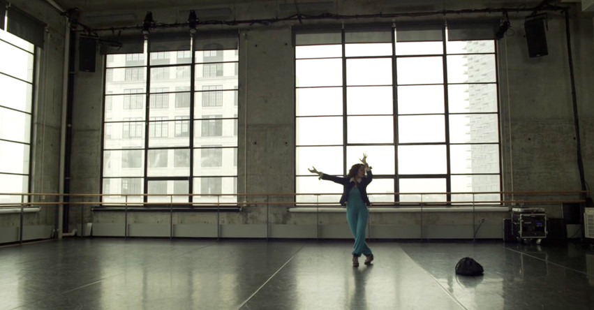 Sheila Dancing - Fall to Rise