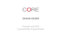CORE Realty Sizzle Reel