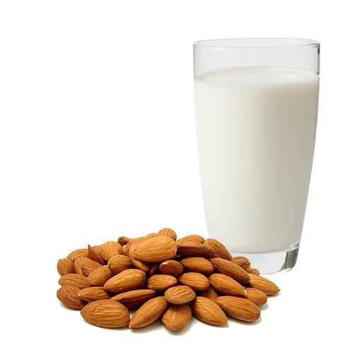 חלב שקדים ביתי משובח