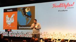 Yoram pitch at Foodbytes