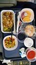 אוכל טבעוני במטוס... מה אני אגיד לכם