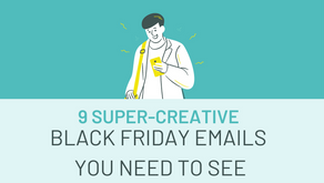 9 Creative Black Friday Email Examples You Need to See
