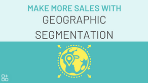 Geographic Segmentation: An Easy Way To Make More Sales
