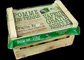 caisse pomme de terre, culture pomme de terre,  acheter pomme de terre, fournisseur pomme de terre