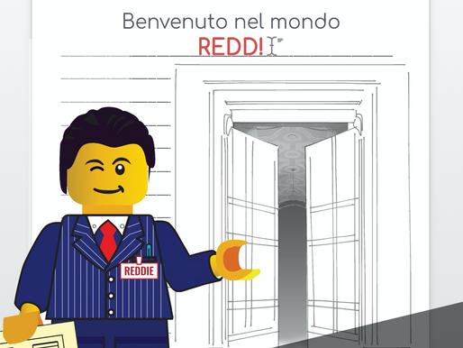 Benvenuto nel mondo REDD!