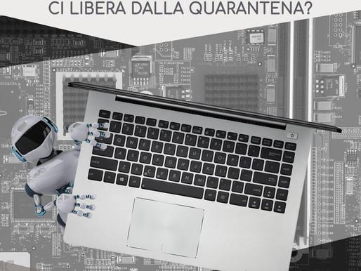 L'intelligenza artificiale ci libera dalla quarantena?