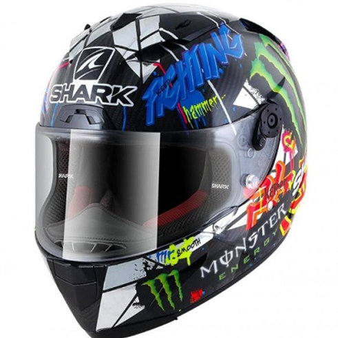 SHARK Race-R Pro Carbon Réplica Lorenzo Catalunya GP