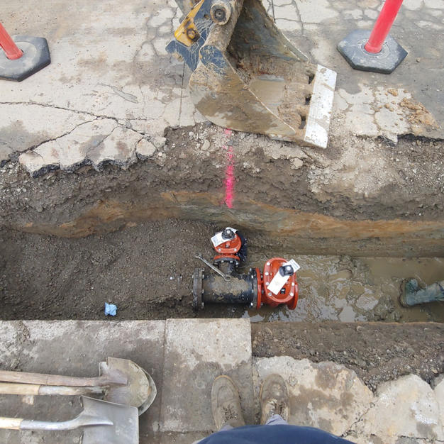 Gresham Waterline Replacement Project Phase 2