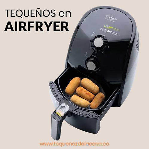 Tequeñoz para Airfryer
