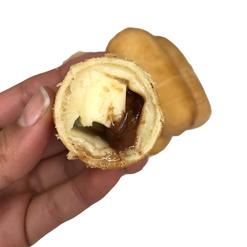 Tequeñoz Queso con Nutella