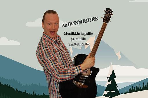 Aaronmeiden, lastenonsertti, AaroVuotila, Teatterikone