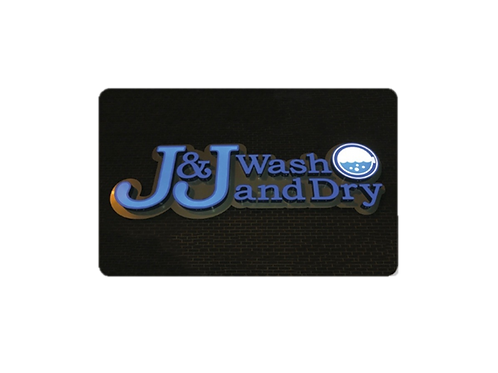 J&J Wash and Dry $100 Gift Card