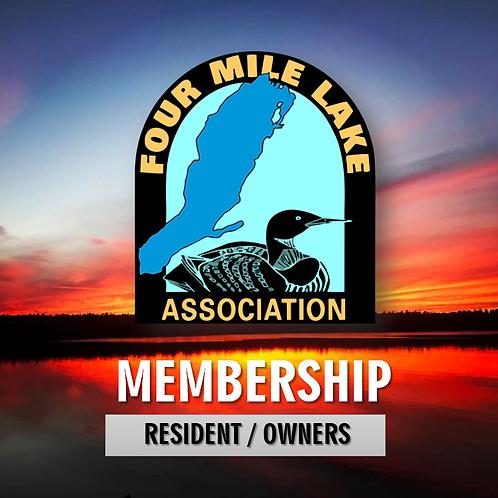 Annual Membership Dues 2020-2021