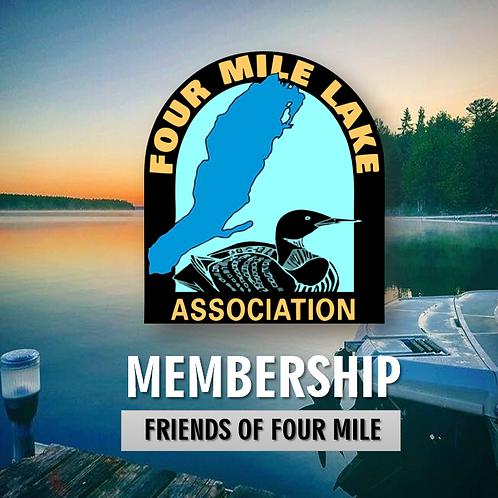 Friends of Four Mile - Membership 2020-2021