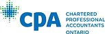 CPA, CA, Chartered Professional Accountants