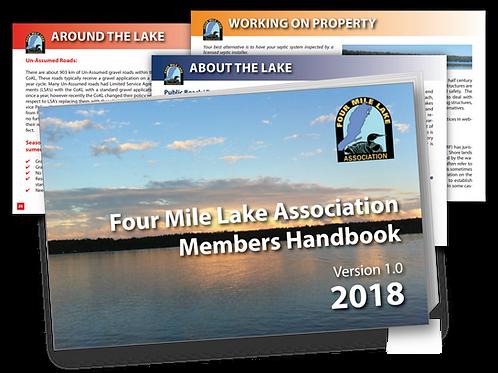 FMLA Members Handbook - Extra Copy